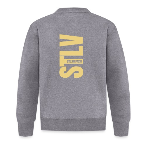 STLV - Unisex Baseball Jacke