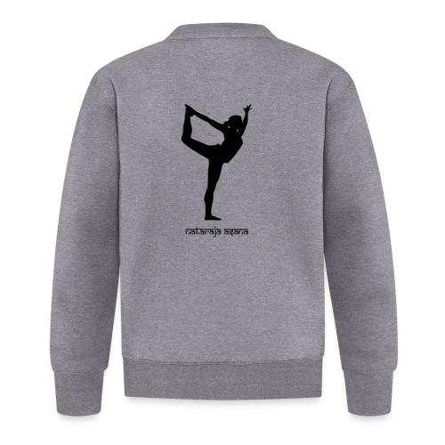 Yoga Nataraja Asana - Baseball Jacke