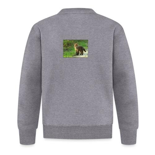 vossen shirt kind - Baseballjack