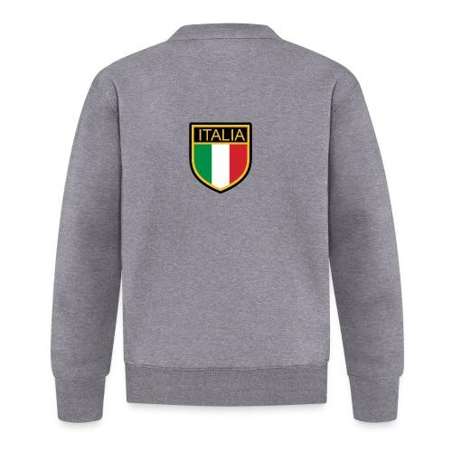 SCUDETTO ITALIA CALCIO - Felpa da baseball unisex