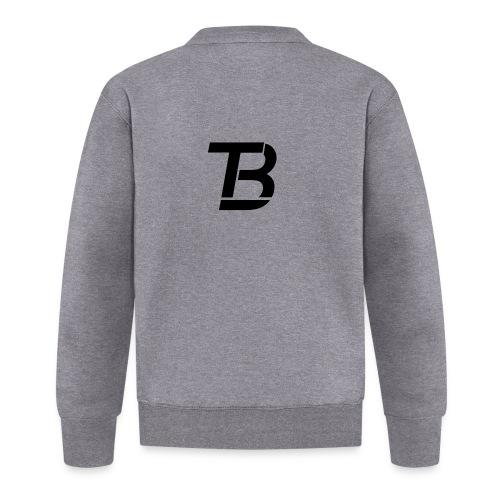 brtblack - Unisex Baseball Jacket