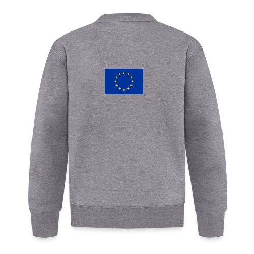 EU - Unisex Baseball Jacket