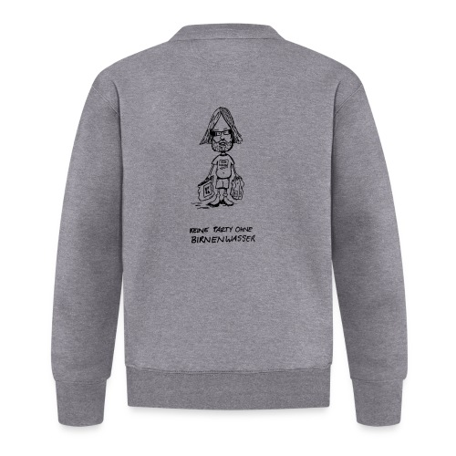 Birnenwasser - Baseball Jacke