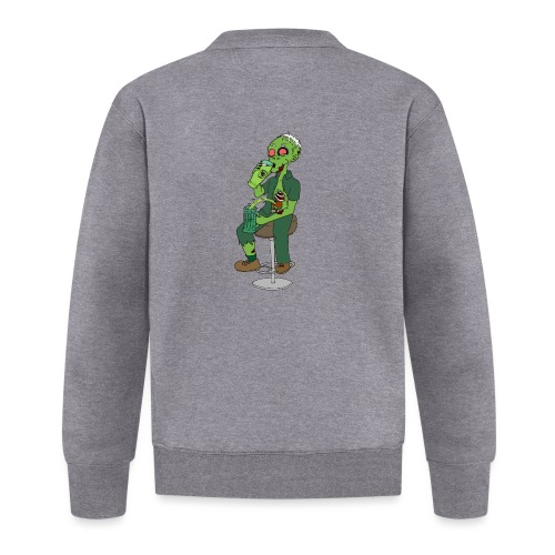 St. Patrick - Baseball Jacket