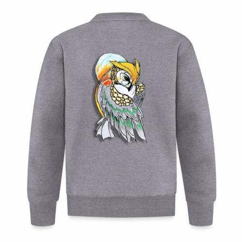 Cosmic owl - Chaqueta de béisbol