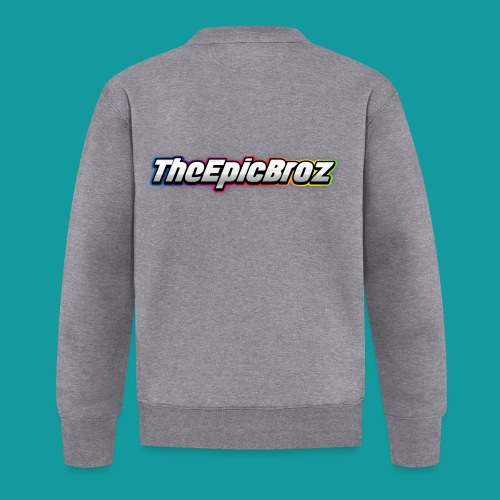 TheEpicBroz - Unisex  baseballjack