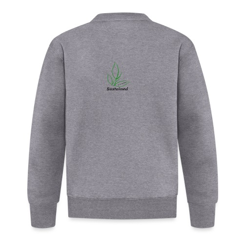 Sustained Sweatshirt - Baseballjakke