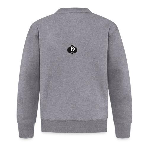 GRIGIO SWEAT DEL LUOGO - Baseball Jacket