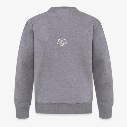 logo - Unisex Baseball Jacket