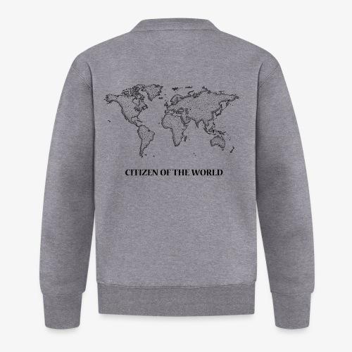 citizenoftheworld - Baseball Jacket