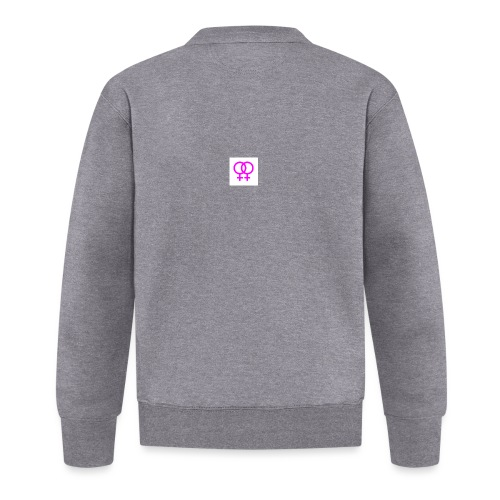 lesbian logo - Veste zippée