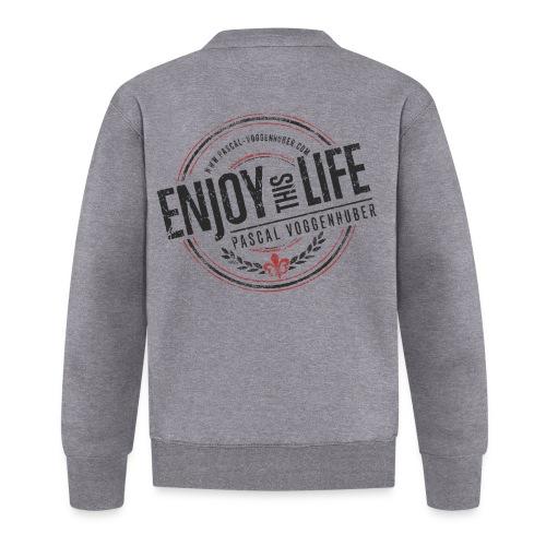 Enjoy this Life® & Fleur de Lys Pascal Voggenhuber - Baseball Jacke