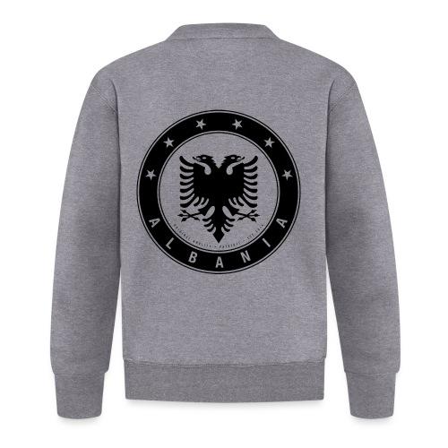 Patrioti Albania Black - Unisex Baseball Jacke