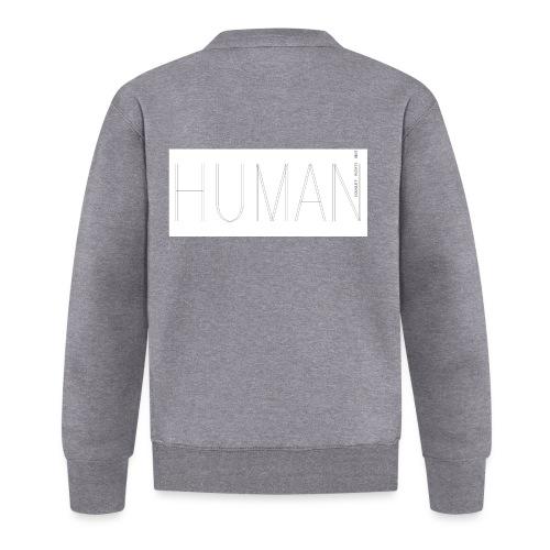 Human Collection 1.0 - Unisexbasebolljacka