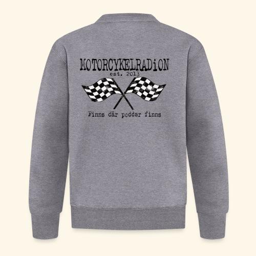 Motorcykelradion 2021 - Basebolljacka