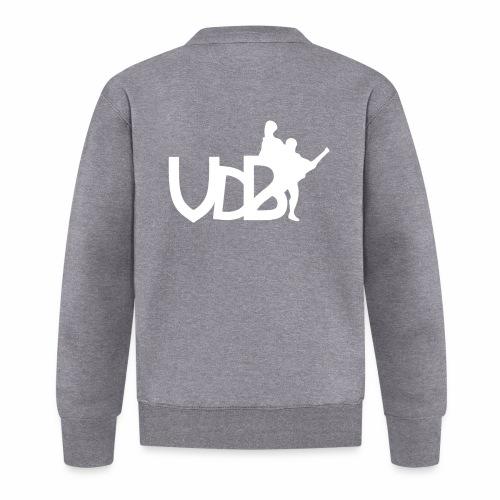 Linea VdB Bianco - Felpa da baseball unisex