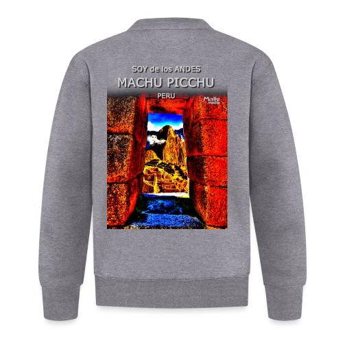 SOJA de los ANDES - Machu Picchu II - Baseball Jacke