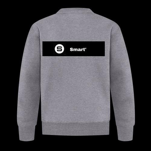 Smart' BOLD - Unisex Baseball Jacket