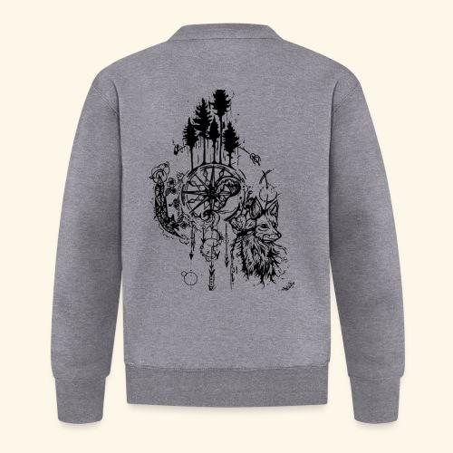 renard nature - Veste zippée
