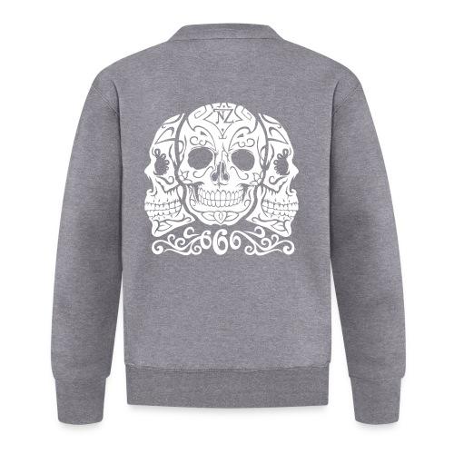 Skull Dia de los muertos - Veste zippée