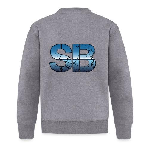 SB Logo - Unisex baseballjakke