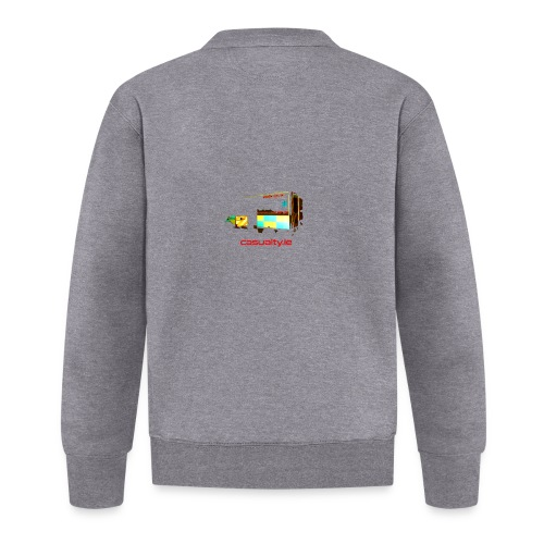 maerch print ambulance - Unisex Baseball Jacket