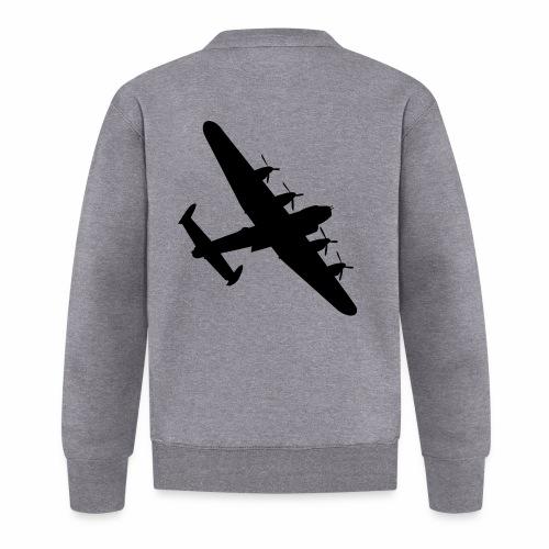 Bomber Plane - Felpa da baseball