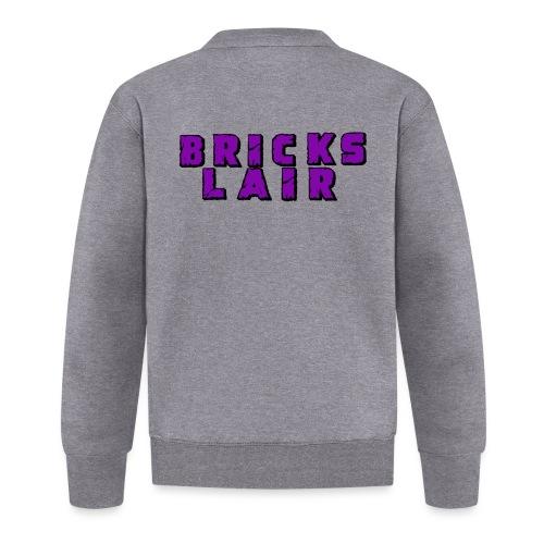 BrickslairLogoMerch - Baseball Jacket