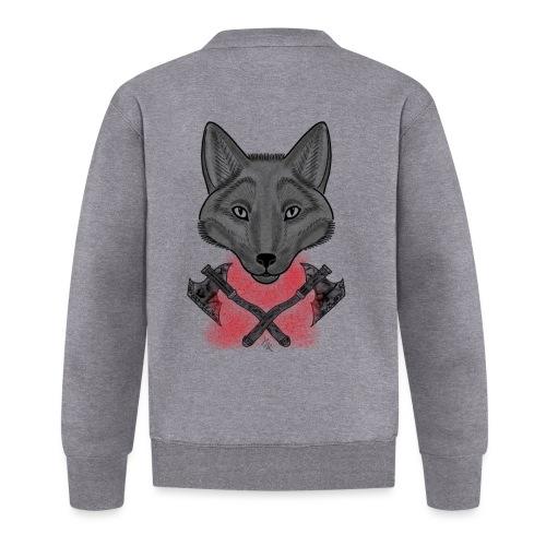 Wolf - Veste zippée