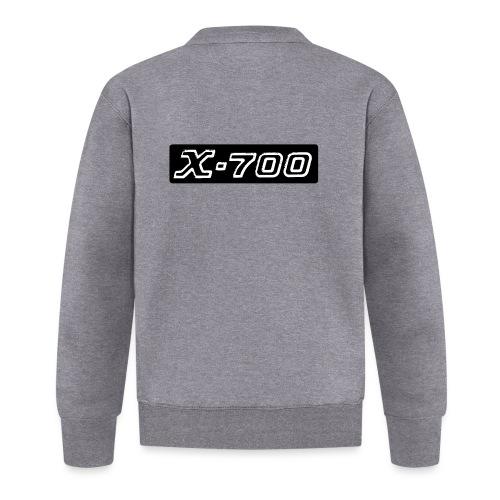 Minolta X-700 - Felpa da baseball unisex