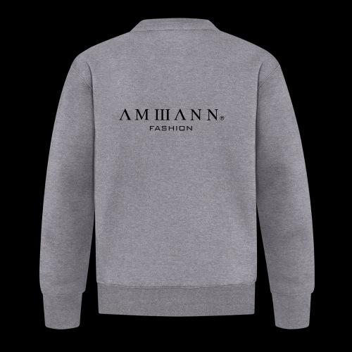 AMMANN Fashion - Unisex Baseball Jacke