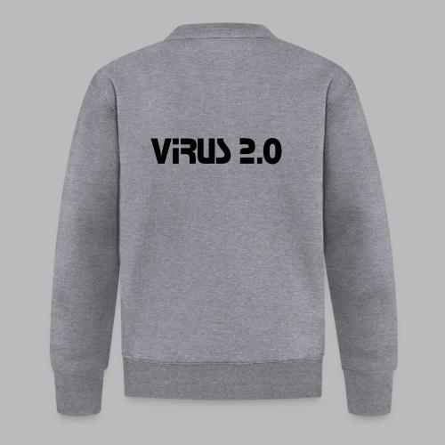 virus2 0 - Veste zippée Unisexe