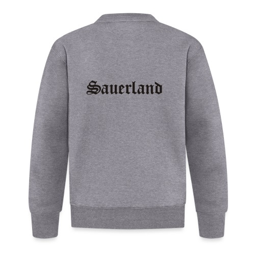 Sauerland - Baseball Jacke