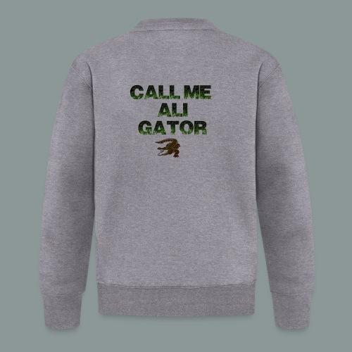 aligator2 - Baseball Jacke