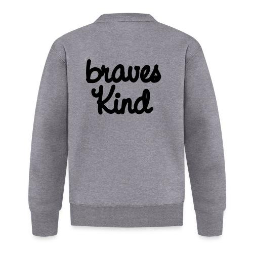 braves kind - Baseball Jacke