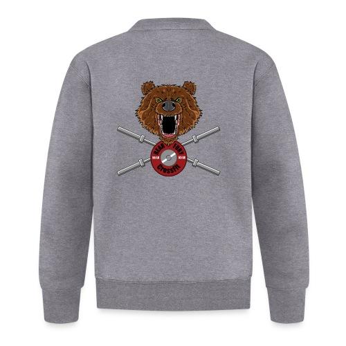 Bear Fury Crossfit - Veste zippée Unisexe