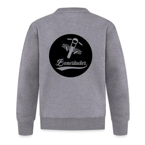 Motorrad Fahrer Shirt Boxerluder - Baseball Jacke