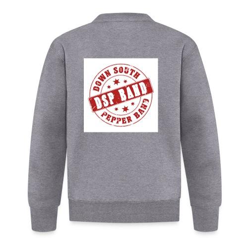 DSP band logo - Baseball Jacket