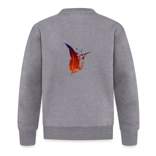 Colibri flamboyant - Veste zippée Unisexe