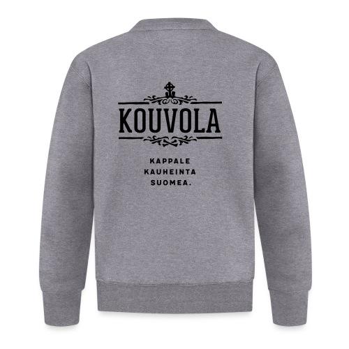 Kouvola - Kappale kauheinta Suomea. - Unisex baseball-takki