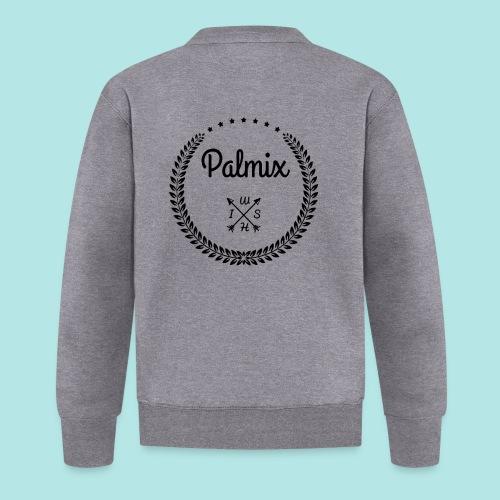 Palmix_wish camiseta mangas color - Baseball Jacket