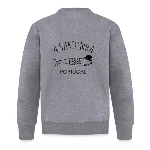 A Sardinha - Portugal - Veste zippée Unisexe