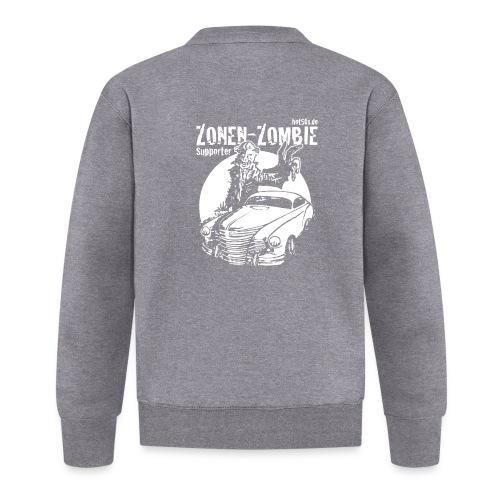 Zonen Zombie Supporter Shirt - Unisex Baseball Jacke