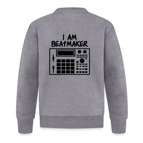 i am beatmaker - Veste zippée
