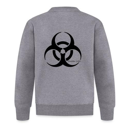 Biohazard - Shelter 142 - Baseball Jacke