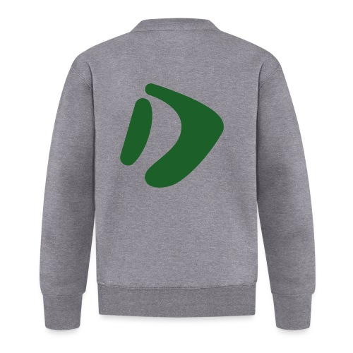 Logo D Green DomesSport - Baseball Jacke