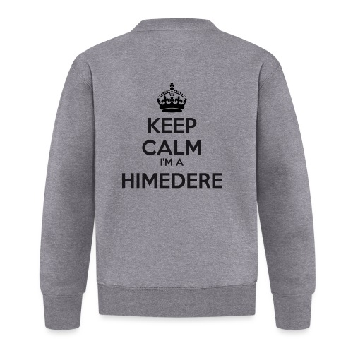 Himedere keep calm - Baseball Jacket