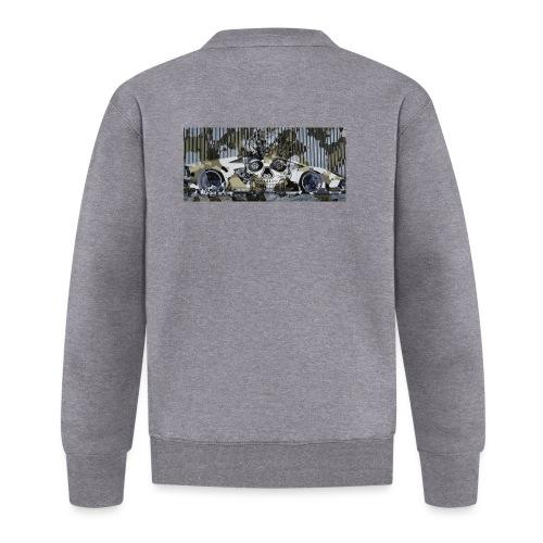 calavera style - Baseball Jacket