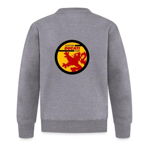 GIF logo - Unisex Baseball Jacket