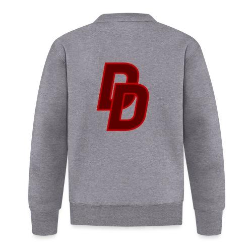 Daredevil Logo - Unisex Baseball Jacket